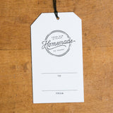 Homemade Gift Tag Set Magnolia Chip & Joanna Gaines