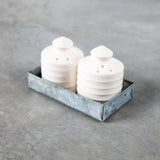 Silos Salt & Pepper Shakers