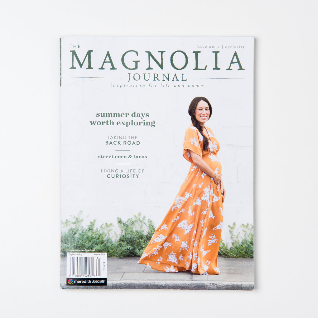 The Magnolia Journal: Sumer 2018