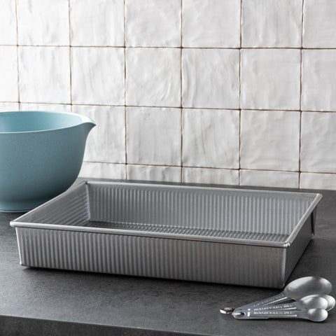 magnolia branded non-stick steel baking pan