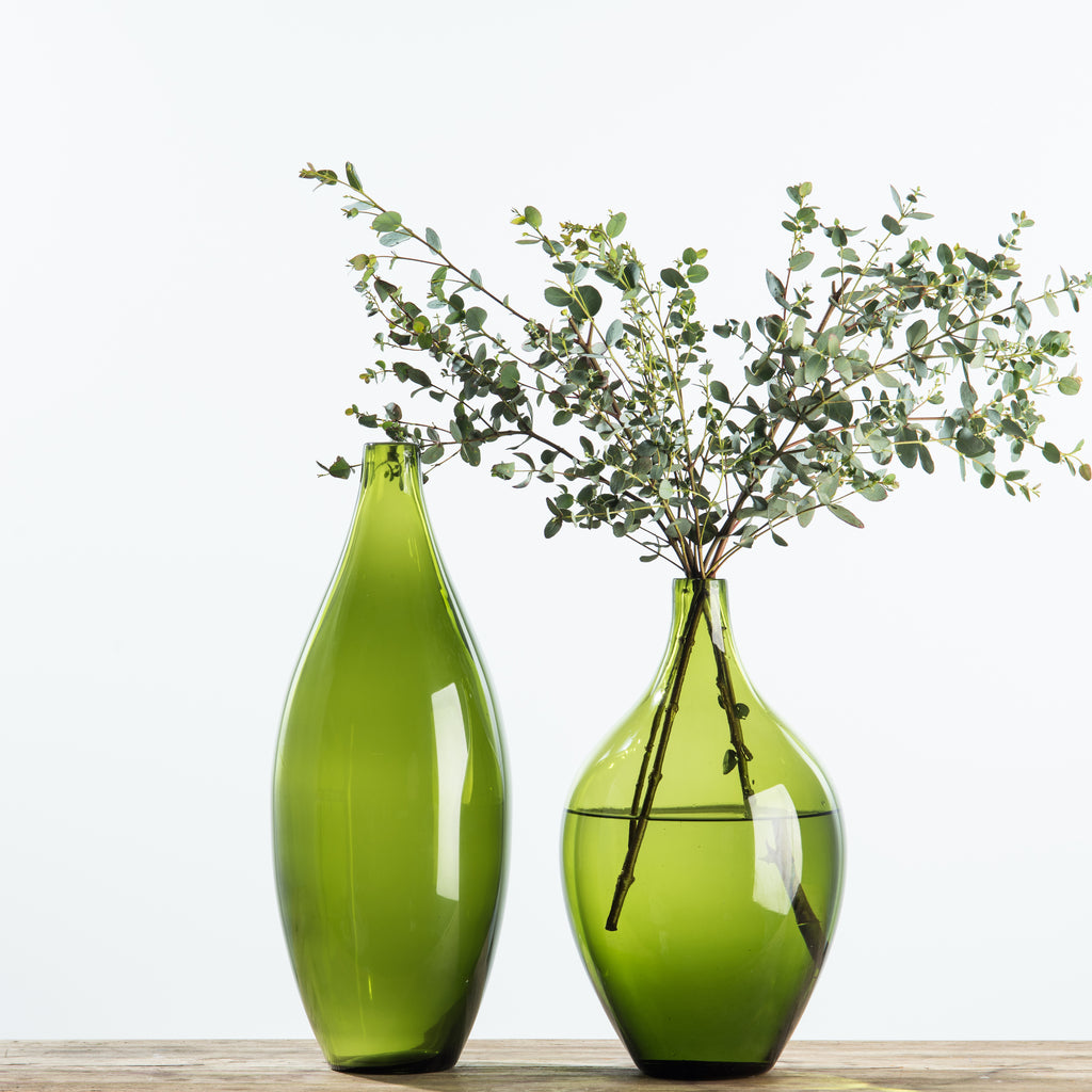 youtube vase green company o e brody glass watch vases