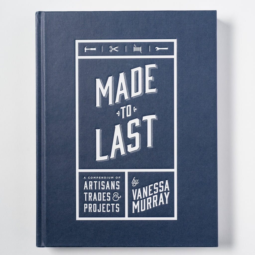 """Made to Last"" artisan book"