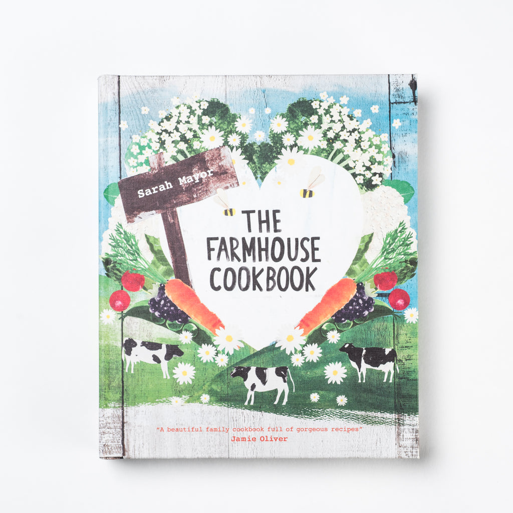 Farmhouse Kitchen Cookbook Recipes
