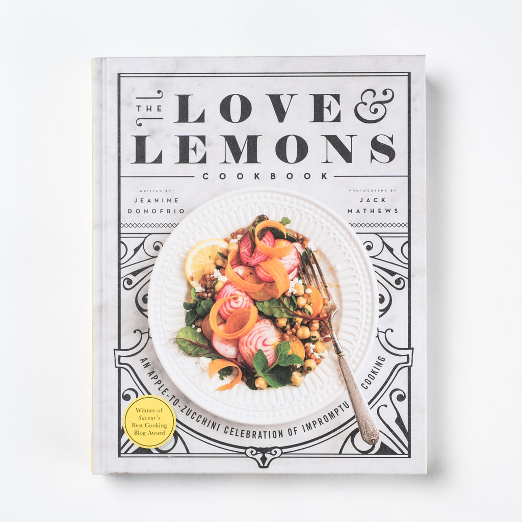 Love & Lemons Cookbook