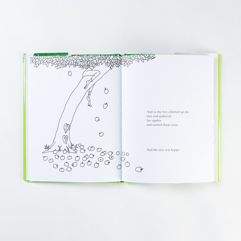 children's book titled The Giving Tree