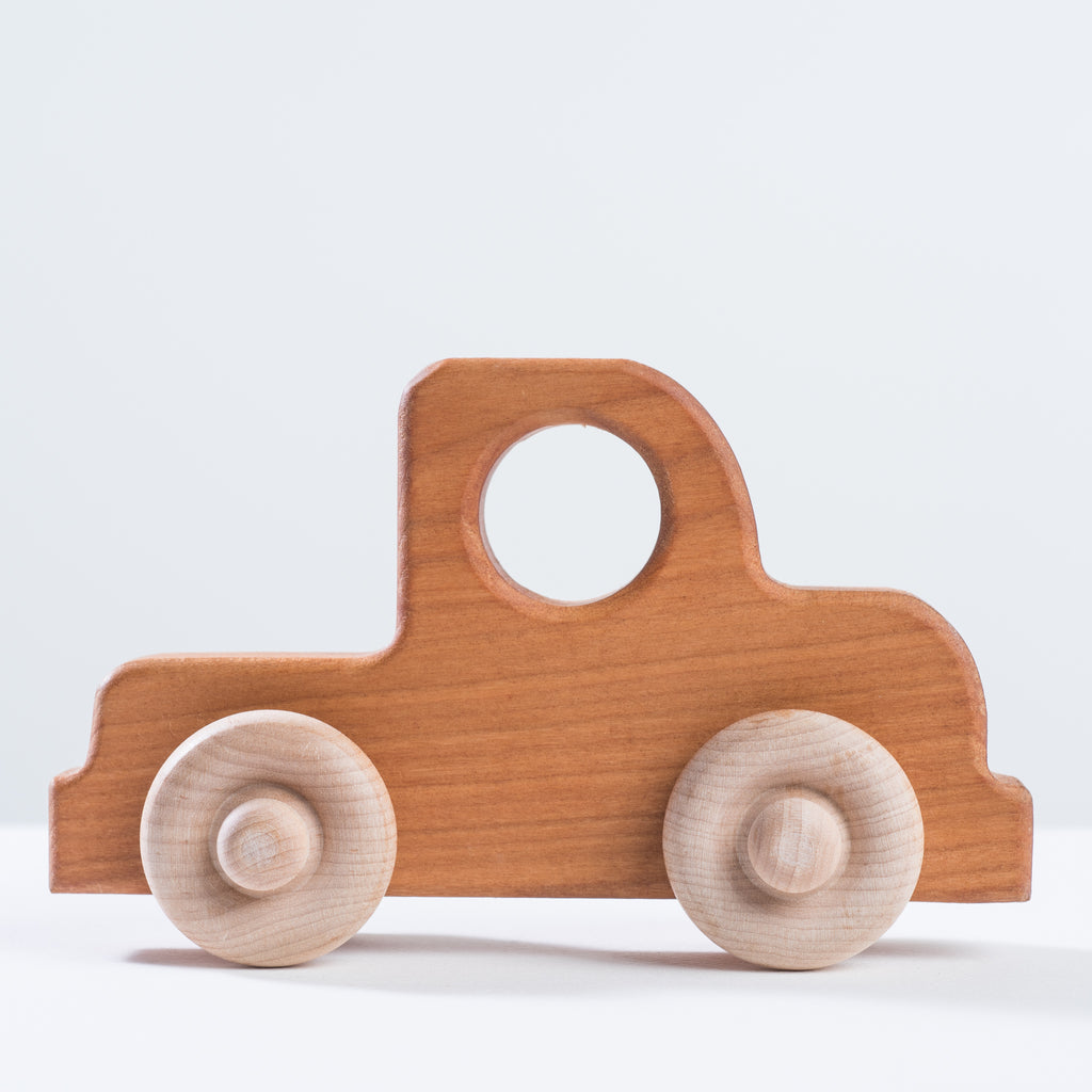 Toys Are Us Wooden Toys : Wooden toy truck magnolia chip joanna gaines