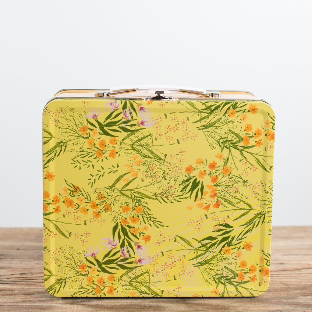 Floral Lunchbox