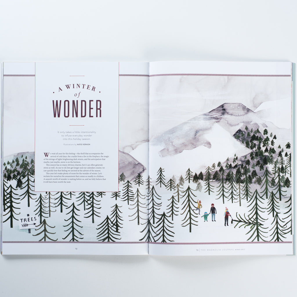 The Magnolia Journal: Winter 2017
