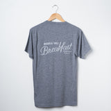 "magnolia table ""breakfast served daily"" tshirt"