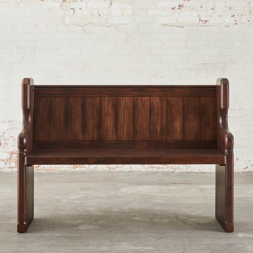 Miraculous Church Pew Bench Caraccident5 Cool Chair Designs And Ideas Caraccident5Info