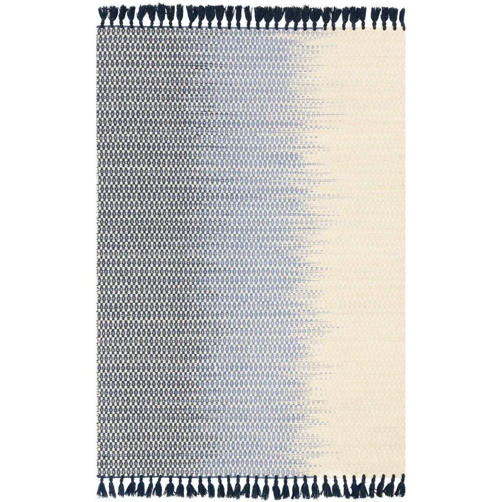 Chantilly Ivory Navy Rug