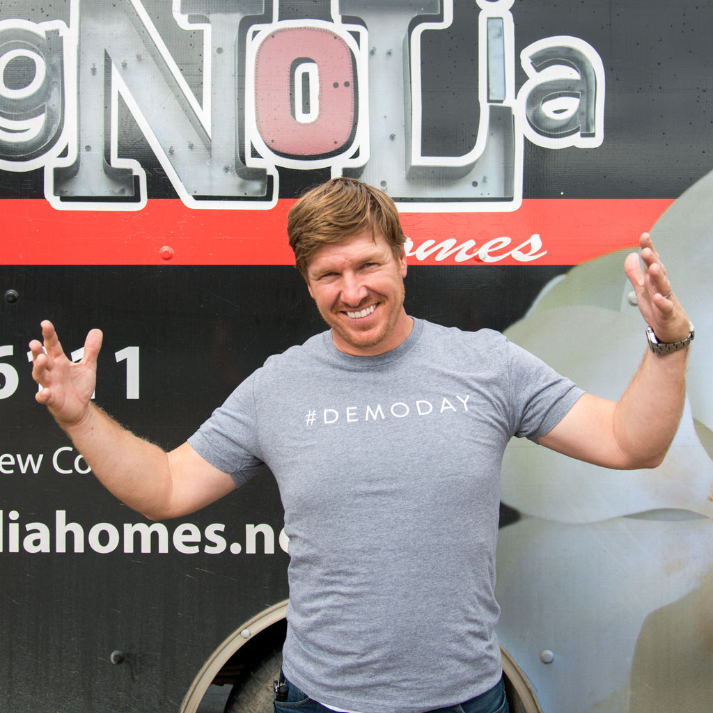 Demoday Shirt Magnolia Market Chip Amp Joanna Gaines