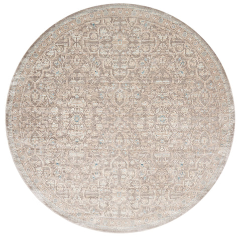 Ella Rose Pewter Rug