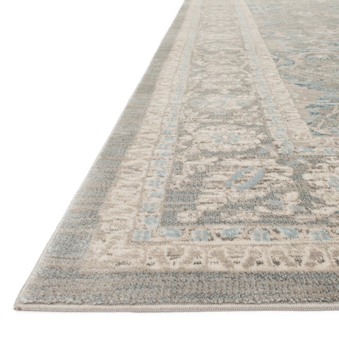 Ella Rose Steel Rug