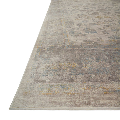 Ella Rose Bone Stone Rug