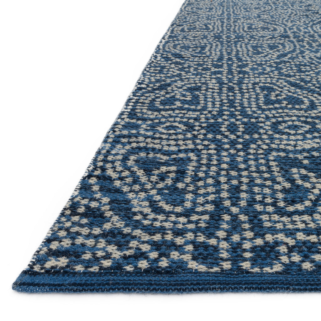 Emmie Kay Navy Cream Rug