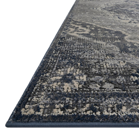 Everly Silver Grey Rug