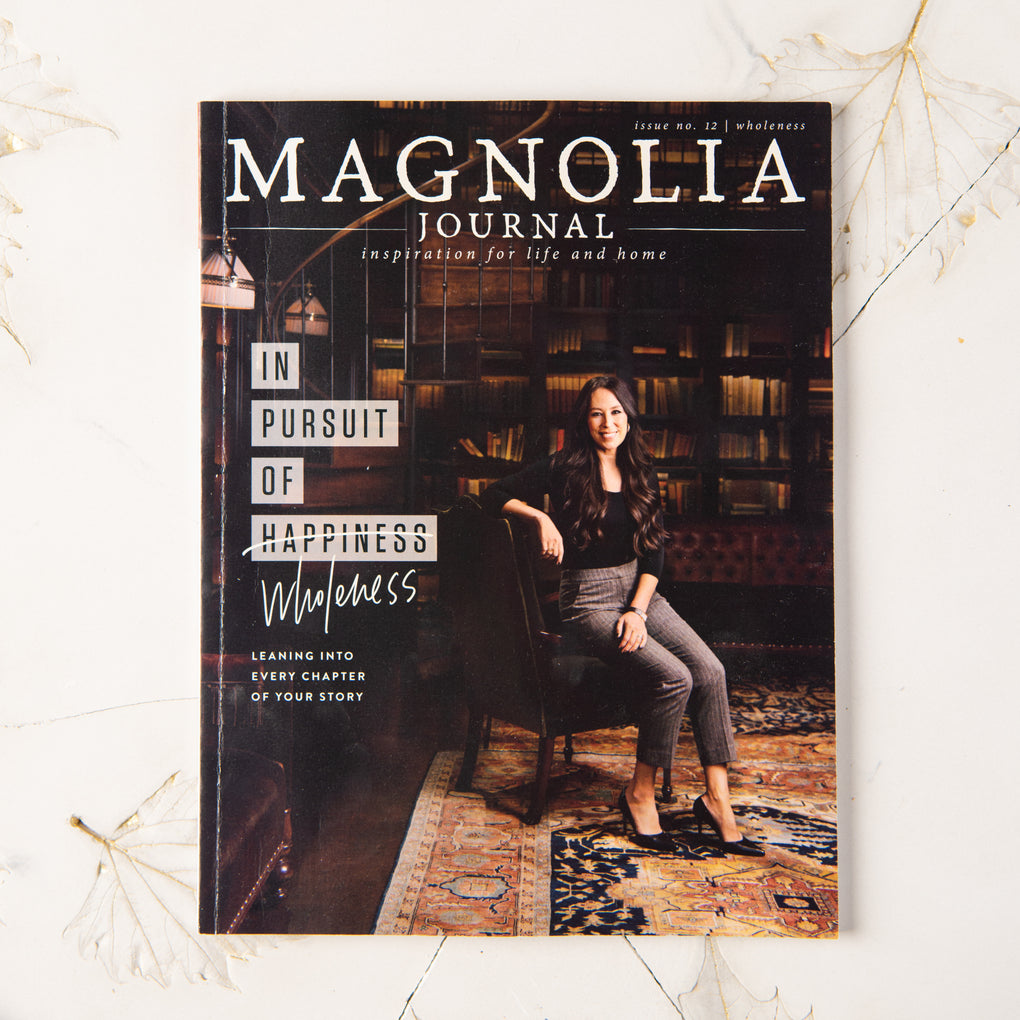 fall 2019 issue of Magnolia Journal