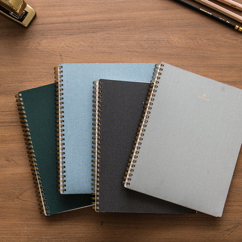 Appointed Linen Notebook