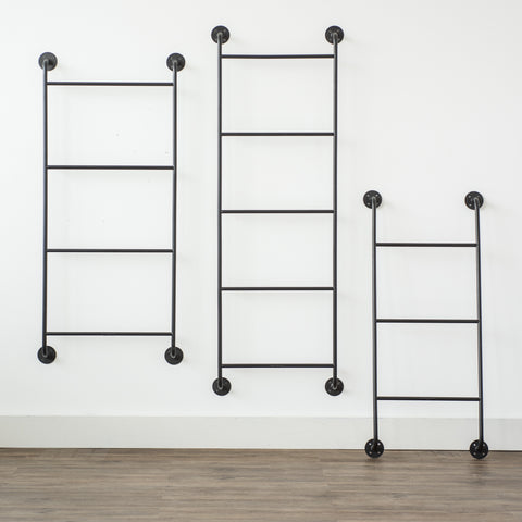 Short Gorman Wall Ladder