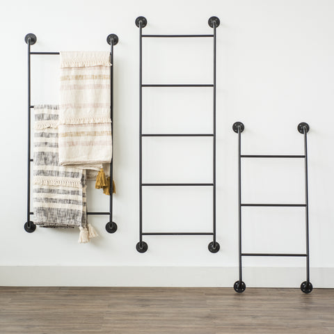 Wide Gorman Wall Ladder