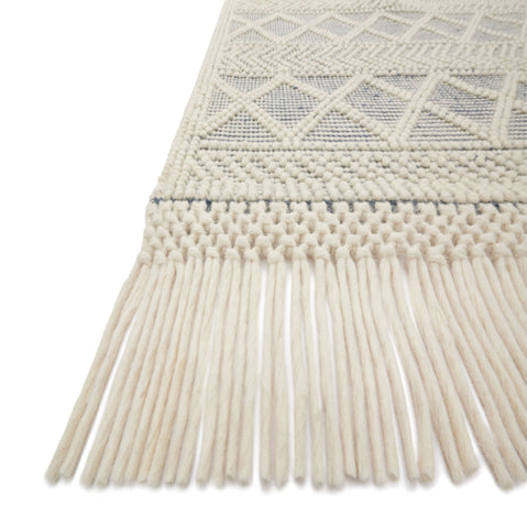 Holloway Navy Ivory Rug