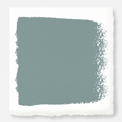 medium grey-blue chalk paint