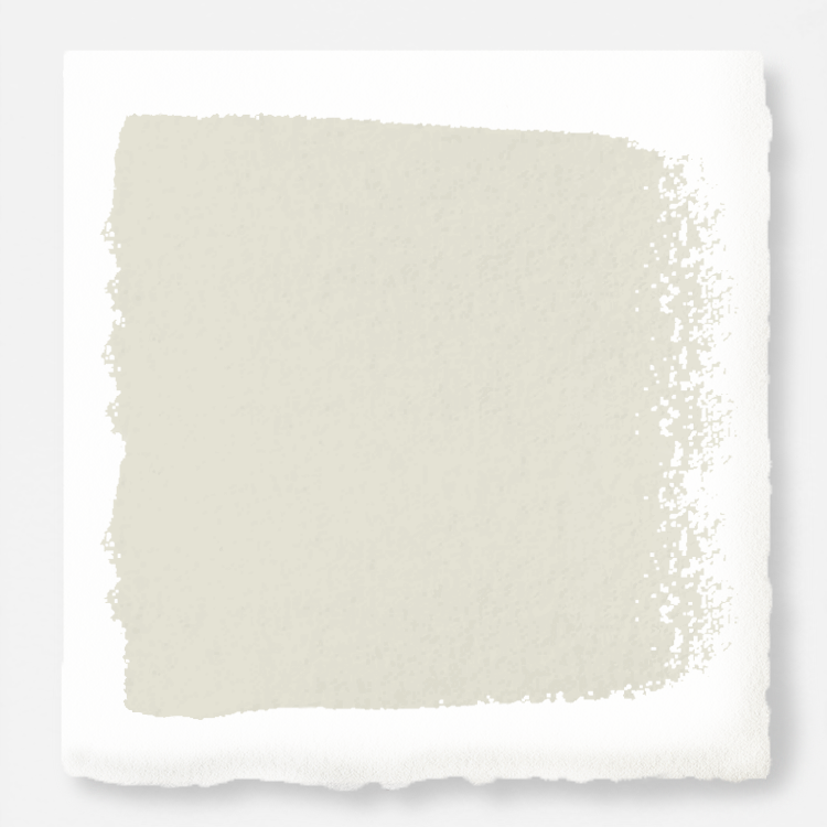 Magnolia Blanched paint color swatch. #magnolia #blanched #paintcolors #ecru