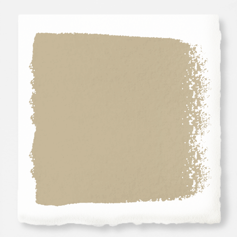 Tan and beige with notes of honey interior paint