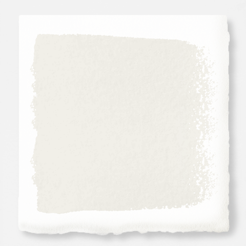 Warm white with beige hues interior paint