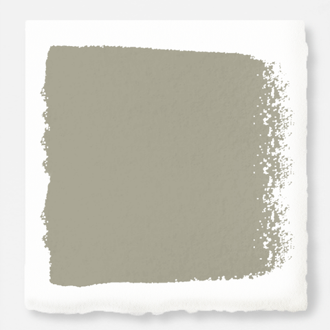 Cloudy hazel mixed with oatmeal beige interior paint