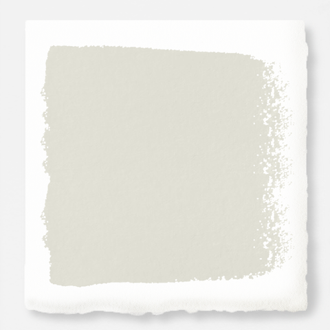 Warm white with a light beige tint interior paint