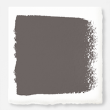 dark grey with brown undertone chalk paint