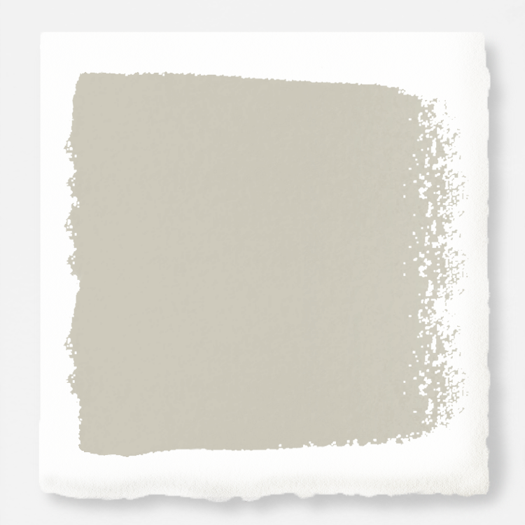 medium grey with tan undertones