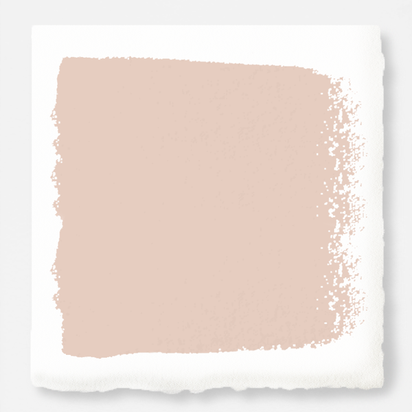 muted light pink chalk paint