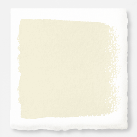 Warm white with soft notes of beige and honey interior paint