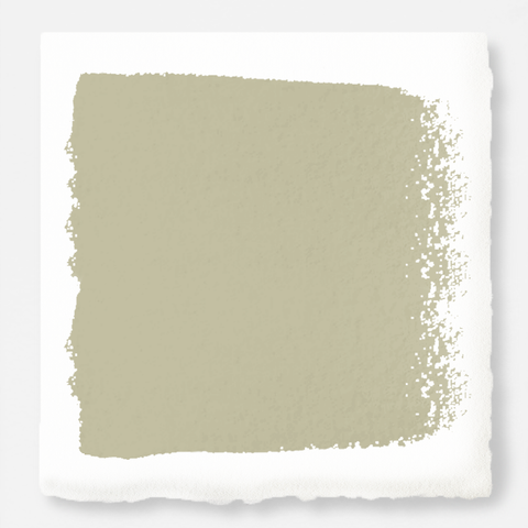 A khaki green interior paint