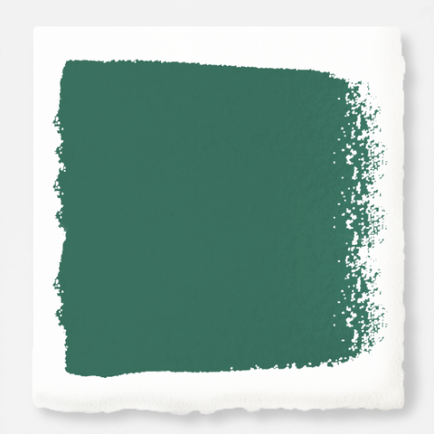 crisp hunter green paint