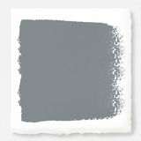 dark grey with blue undertone paint