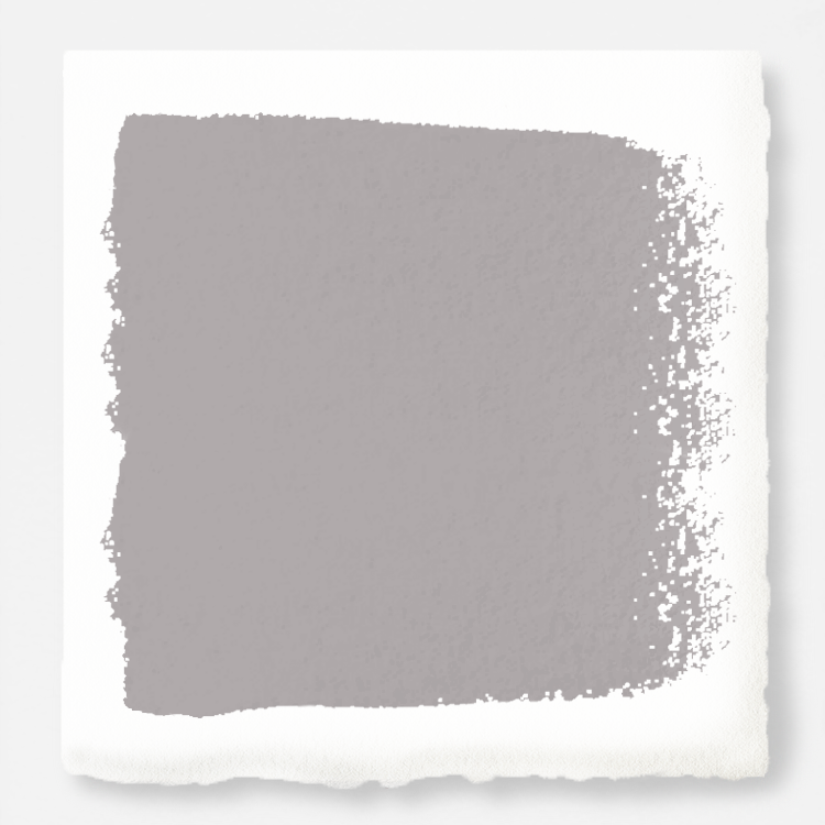 Lavender blush blended with ivory gray