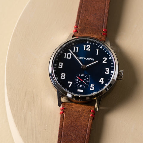 Jack Mason Navy Watch
