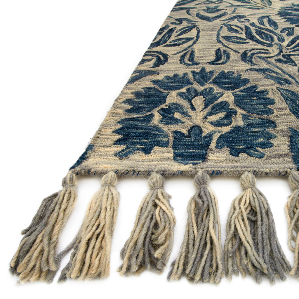 Jozie Day Blue Rug