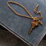 """Restore"" Giving Keys Necklace"