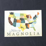 Magnolia Postcard Set