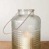 Kinsey Glass Lantern