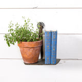 Garden Hoe Wall Shelf