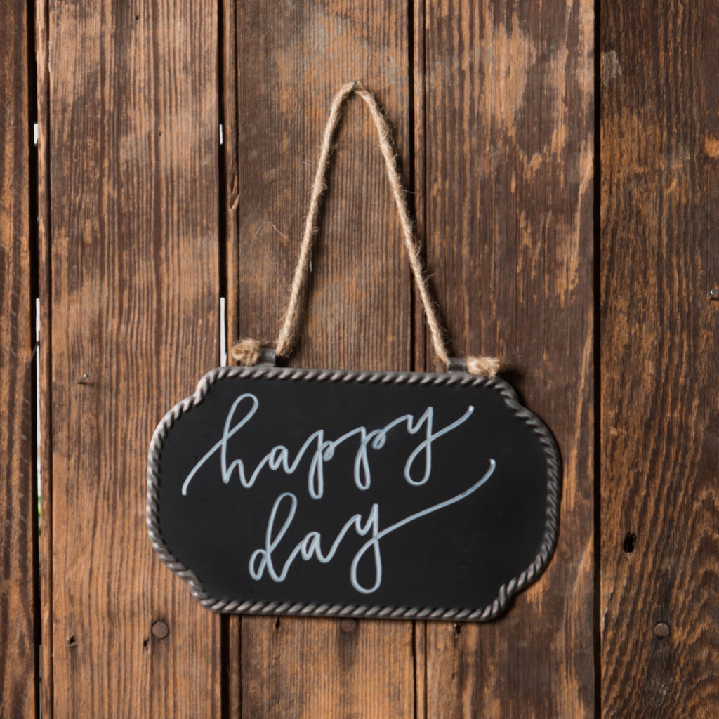Hanging Whimsy Blackboards