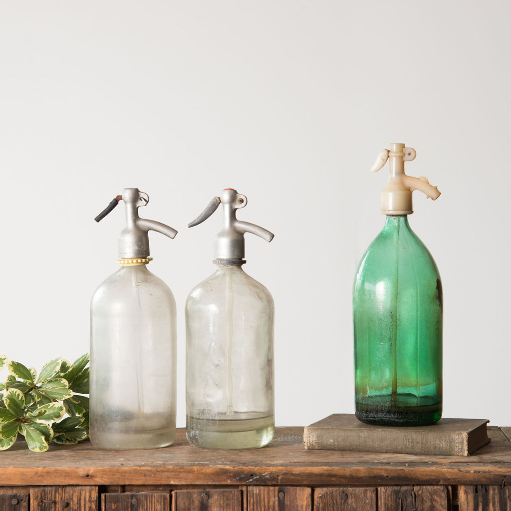 Antique Seltzer Bottle - Magnolia | Chip & Joanna Gaines