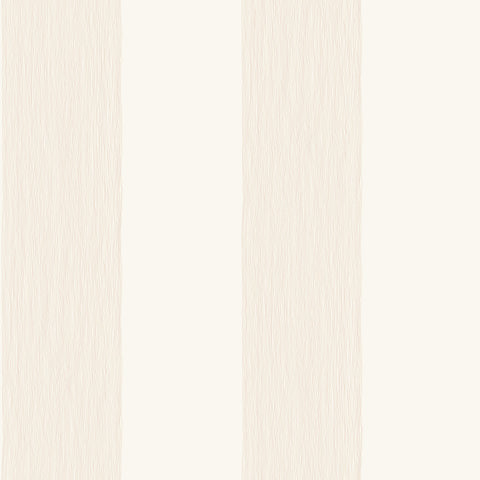 salmon and white textured stripe pattern wallpaper