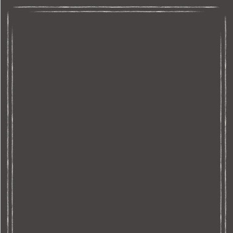 straight-framed blackboard pattern wallpaper